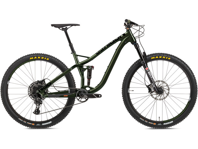 "NS Bikes Snabb 130 29"", army green"